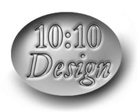 10:10 Design Logo